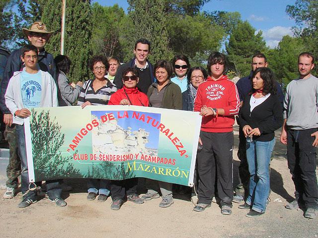 """Los """"Amigos de la Naturaleza"""" disfrutan de una acampada en Yecla - 1, Foto 1"""