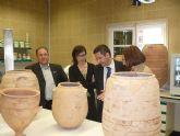 Cultura restaura 26 piezas pertenecientes al Museo de Arte Ibérico de El Cigarralejo