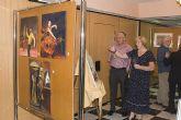 'Cañadas del Romero Art Group' da a conocer sus trabajos
