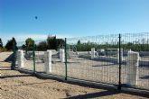 El nuevo Depósito de Tormentas de Alguazas ya está  funcionando