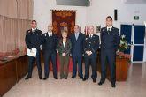 Toma de posesión de tres nuevos agentes de la Policía Local en Puerto Lumbreras
