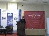 """El consejero de Turismo destaca la perspectiva """"deportiva, turística y urbanística"""" del golf"""