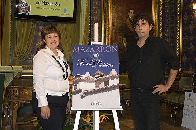 Presentación del cartel de las fiestas de La Purísima 2009 - 1, Foto 1