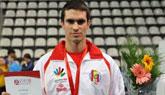 Juan m�ndez se alza con la medalla de bronce en el campeonato europeo sub 21 de taekwondo