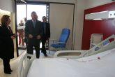 El nuevo Hospital del Mar Menor entrará en servicio el próximo año para atender a una población de más de 160.000 habitantes
