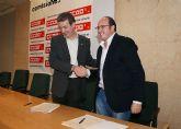 El Ayuntamiento firma un convenio de colaboración con Comisiones Obreras para poner en marcha programas de orientación y formación laboral