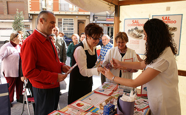 El Ayuntamiento de Puerto Lumbreras pone en marcha una Campaña Informativa con motivo del Día Mundial de la Diabetes - 1, Foto 1