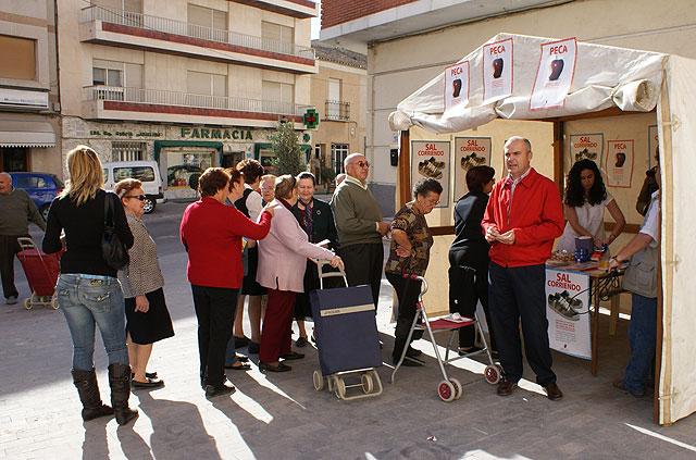 El Ayuntamiento de Puerto Lumbreras pone en marcha una Campaña Informativa con motivo del Día Mundial de la Diabetes - 2, Foto 2