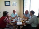 El Ayuntamiento de San Javier aborda con la Gerencia de Atención Primaria las principales necesidades sanitarias de La Manga