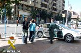 La Guardia Civil esclarece la autoría del atraco en una entidad bancaria de Alguazas