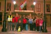 Los alguaceños comienzan a andar para prevenir la obesidad y la diabetes