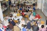 El Centro de D�a de Puerto de Mazarr�n celebra sus 17 años de andadura
