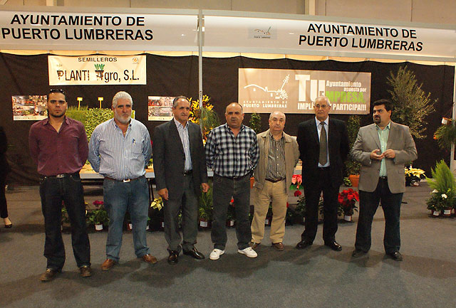 Puerto Lumbreras participa en la I Feria Expoagroalimentaria con más de una decena de empresas - 1, Foto 1