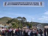 """""""Sí a la regeneración ya de la bahía de Portmán / No a la terminal de contenedores en El Gorguel"""""""