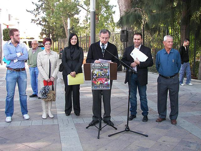 Día mundial de víctimas de accidentes de tráfico, celebrado en archena con diferentes actos - 2, Foto 2