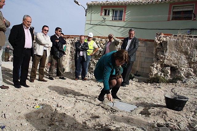 La Comunidad creará un nuevo espacio de interés social en el entorno del Castillo de Moratalla - 1, Foto 1