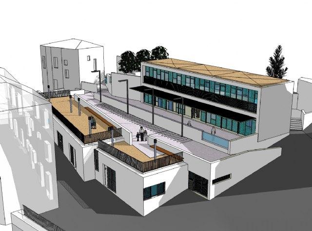 La Comunidad creará un nuevo espacio de interés social en el entorno del Castillo de Moratalla - 2, Foto 2