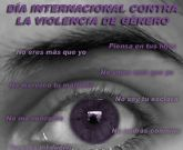 Mazarr�n con el D�a Internacional Contra la Violencia de G�nero