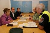 Se reúne la Junta Local de Seguridad de Puerto Lumbreras
