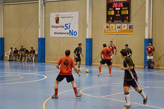Arranca la liga local de fútbol sala 2009 - 2010 - 1, Foto 1