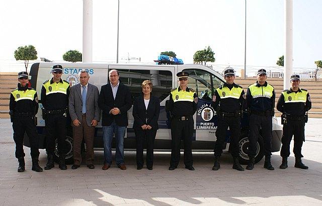 Nuevo furgón de atestados para la Policía Local de Puerto Lumbreras - 1, Foto 1