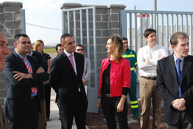 The director general of Industry inaugurated the first liquefied gas plant in remote management of BP in Spain