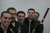 El Ciclo Músicas Clásicas del Teatro Villa de Molina presenta la actuación del Quinteto Adriano y la pianista Begoña Tomé el viernes 20 de noviembre