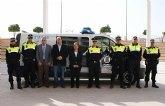 Nuevo furgón de atestados para la Policía Local de Puerto Lumbreras