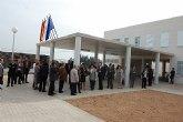El consejero Sotoca inaugura el nuevo colegio de Las Torres de Cotillas