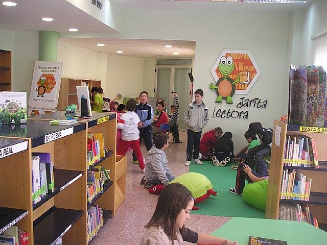 La Biblioteca Municipal obtiene por segundo año consecutivo el premio María Moliner en el Concurso de Proyectos de Animación a la Lectura - 2, Foto 2