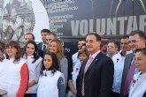 Mañana llega a Alcantarilla el Autobús del Voluntariado con la campaña de promoción y sensibilización del voluntariado