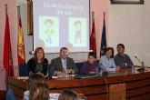 Los niños de Alcantarilla dirigen por un día la política municipal