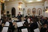 La Banda Municipal de Música de Puerto Lumbreras celebra la Festividad de Santa Cecilia con un concierto