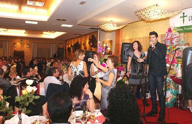 La cena benéfica de la Asociación Contra el Cáncer de Puerto Lumbreras reúne a más de 400 personas - 1, Foto 1