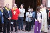 La antorcha solidaria de Caritas llega a Torre-Pacheco