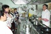 Puerto Lumbreras organiza un Curso de Cocina a través del programa 'Hábitos Saludables'