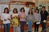 """Seis niños de 4º y 5º curso de Primaria ganan el """"VII Concurso sobre los derechos del niño"""""""
