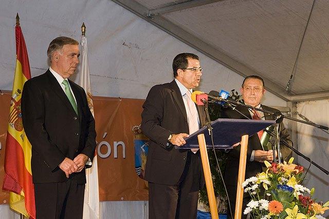 Carlos Ferrándiz Araujo, Pregonero de Bolnuevo 2009 - 1, Foto 1