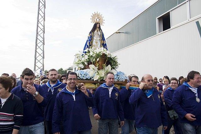 La Romería 2009 mueve a millares de personas - 1, Foto 1