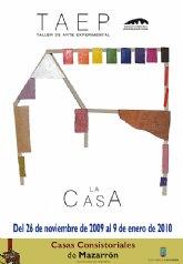 """'La casa"""" en Casas Consistoriales de Mazarrón"""