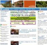 La página Web del Ayuntamiento de Alguazas llega a las 100.000 visitas