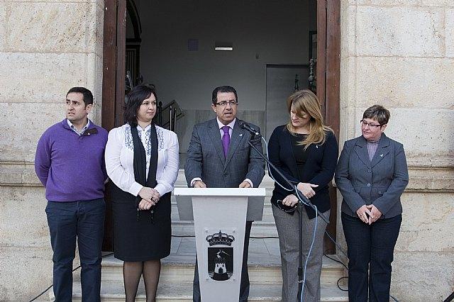 Mazarrón conmemora el Día Internacional contra la Violencia de Género 2009 - 1, Foto 1
