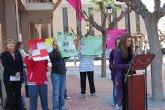 Más de un centenar de alguaceños dice no a la Violencia de Género