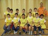 La concejalía de Deportes organiza una Jornada de Baloncesto Benjamín, enmarcada en los Juegos Escolares del Programa de Deporte Escolar