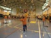 La concejalía de Deportes organiza un Torneo Escolar de Bádminton, enmarcado en el Programa de Deporte Escolar