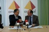 El Ayuntamiento y AMUSAL firman un convenio para incrementar el empleo local