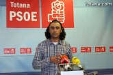 El grupo socialista consigue que 'el Pleno apruebe por unanimidad una moción contra la subida de agua del trasvase Tajo-Segura'