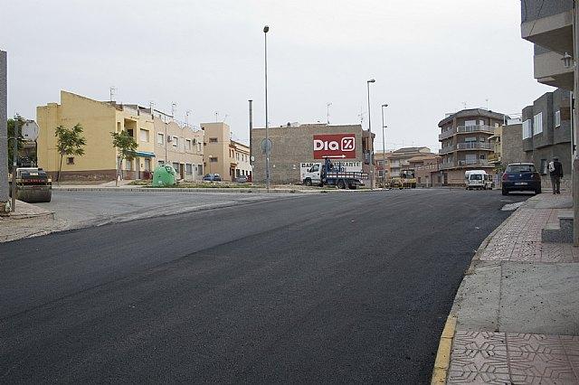 Renovada la avenida Narciso Yepes - 1, Foto 1