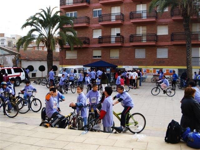 Este domingo será el 'día de la bicicleta contra la violencia de género' - 1, Foto 1
