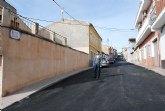 Finaliza la 2ª fase de las obras de sustitución de la red de alcantarillado y asafaltado en las calles Panamá y Venezuela en el barrio de la Era Alta